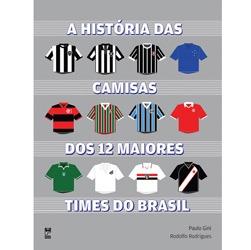 Historia das Camisas dos 12 Maiores Times