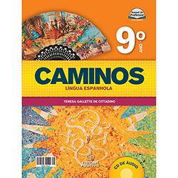 Caminos Espanhol - Com Cd - 9º Ano (2012 - Edição 1)