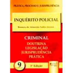 Inquerito Policial - Ppj Criminal