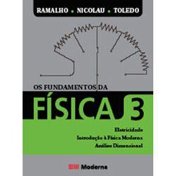 Fundamentos da Física, os - Eletricidade - Vol.3