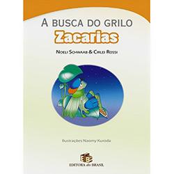 Busca do Grilo Zacarias, A