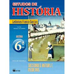 Estudos de História - Sociedades Antigas E...6ªnc