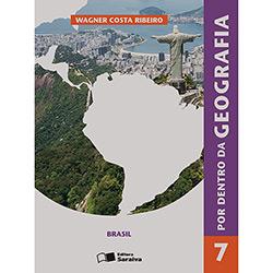 Por Dentro da Geografia - 7º Ano - 6ª Série (2012 - Edição 1)