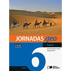 Jornadas.geo Geografia - 6º Ano - 5ª Série (2012 - Edição 1)