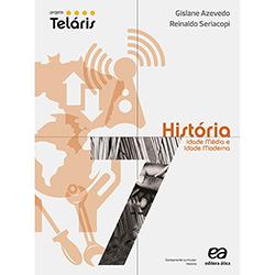 Projeto Telaris Historia - 6ª Série - 7º Ano (2012 - Edição 1)