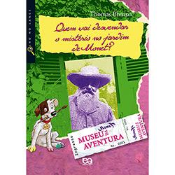 Quem Vai Desvendar o Misterio do Jardim de Monet?