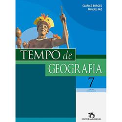 Tempo de Geografia 7 Ano (2011 - Edição 1)