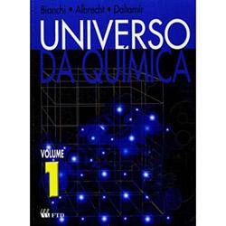 Universo da Química - 1º Ano - Nc - E.médio