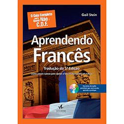 Guia Completo para Quem Não É Cdf, O: Aprendendo Francês - Acompanha Cd-rom (2012 - Edição 1)