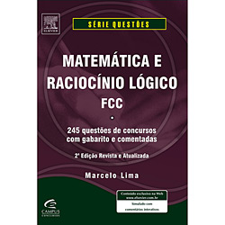 Matemática e Raciocínio Lógico: Fcc
