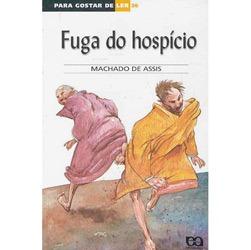 Fuga do Hospicio - para Gostar de Ler