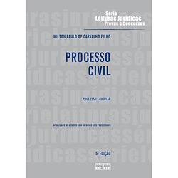 Processo Civil: Processo Cautelar - V. 12