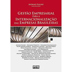Gestão Empresarial para a Internacionalização das Empresas Brasileiras