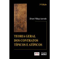 Teoria Geral dos Contratos Típicos e Atípicos