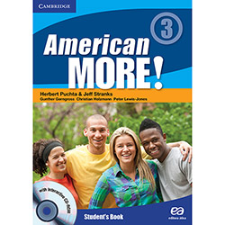 American More! 3 - 8 Ano