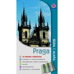 Guia e Mapa - Praga