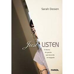 Justin Listen: o Drama da Garota Que Esconde um Segredo