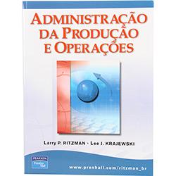 Administração da Produção e Operações
