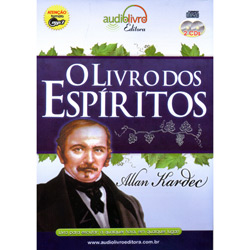 Livro dos Espiritos, o - Audiolivro