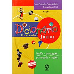 Dicionario Ilustrado Junior Ingles.portugues Nova Ortografia