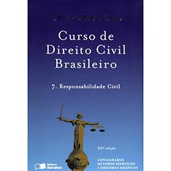 Curso de Direito Civil Brasileiro: Responsabilidade Civil - Volume 7