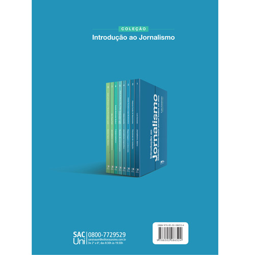 Tecnicas de Reportagem e Entrevista em Jornalismo - Vol. 3 - Col. Introduca
