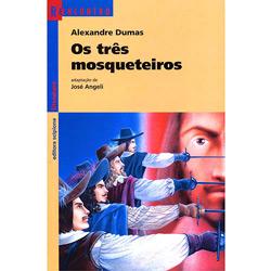 Três Mosqueteiros, os - Coleção Reencontro Literatura