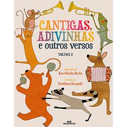 Cantigas, Adivinhas e Outros Versos- Vol.2