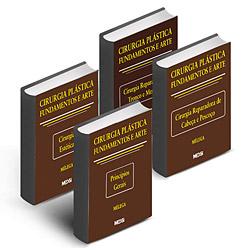 Coleção de Cirurgia Plástica - 4 Volumes