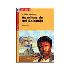 Minas do Rei Salomão, as - Coleção Reencontro Literatura