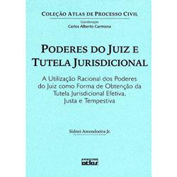 Poderes do Juiz e Tutela Jurisdicional: a Utilização Racional dos Poderes do Juiz Como Forma de Obtenção da Tutela Juris
