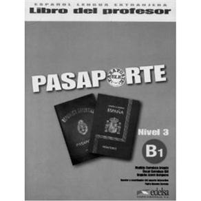 Pasaporte: Libro Del Profesor - Nivel 3