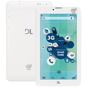 Tablet Dl Socialphone 700 Tx316bra Branco 8gb 3g