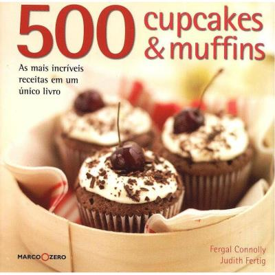 500 Cupcakes Muffins