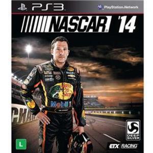 Jogo Nascar 14 - Playstation 3 - Deep Silver