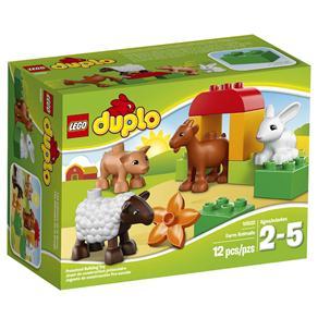 Lego Duplo Animais da Fazenda 10522