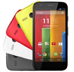 Celular Smartphone Motorola Moto G Dual Xt1033 16gb Preto - Dual Chip