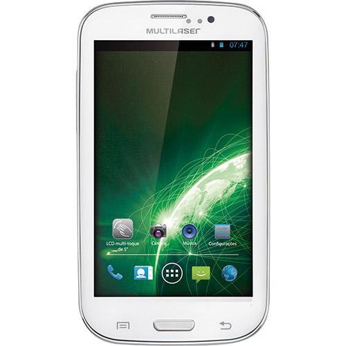 Tablet Multilaser M5 Nb050 Branco 4gb 3g