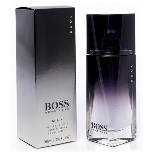 Perfume Boss Soul Hugo Boss Eau de Toilette Masculino 90 Ml