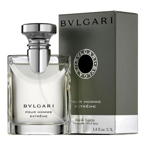 Perfume Extrême Bvlgari Eau de Toilette Masculino 50 Ml