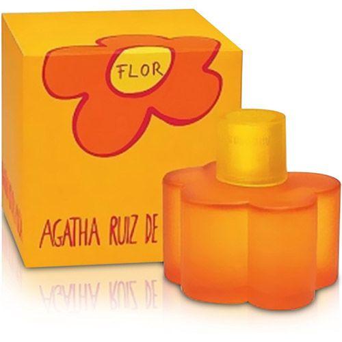 Perfume Flor Agatha Ruiz de La Prada Eau de Toilette Feminino 50 Ml