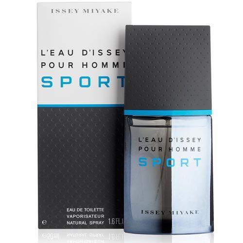 Perfume L'eau D'issey Pour Homme Sport Issey Miyake Eau de Toilette Masculino 50 Ml