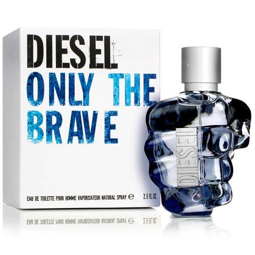 Perfume Only The Brave Diesel Eau de Toilette Masculino 75 Ml