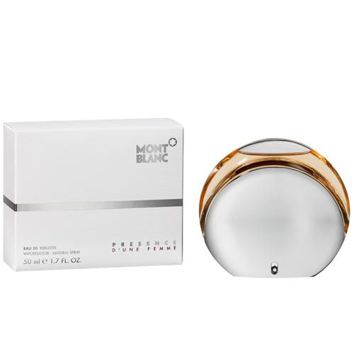 Perfume Presence Dune Montblanc Eau de Toilette Feminino 50 Ml