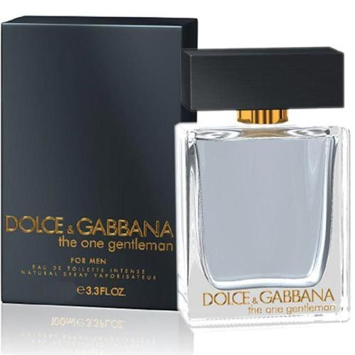 Perfume The One Gentleman Dolce & Gabbana Eau de Toilette Masculino 50 Ml