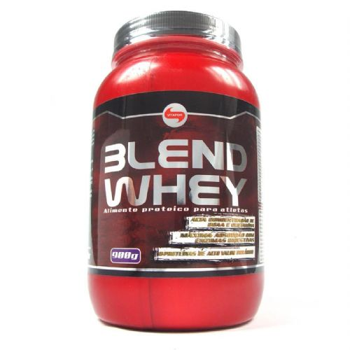 Blend Whey 900g Chocolate Vitafor