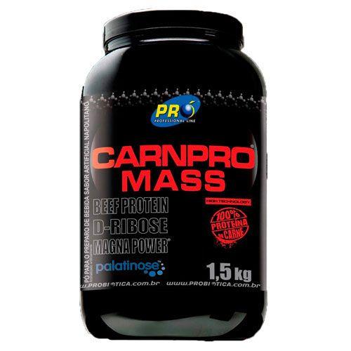 Carnpro Mass 1,5kg Probiotica