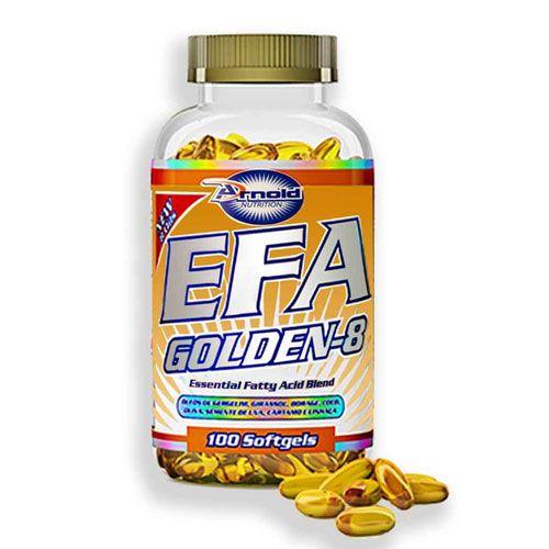 Arnold Nutrition Efa Golden 8 100 Cápsulas