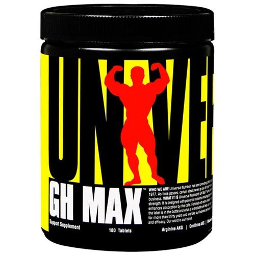 Gh Max - 180 Tabletes Universal Nutrition
