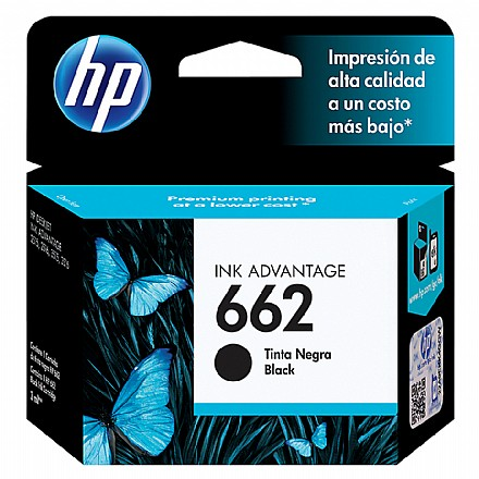 Cartucho Hp 2ml Preto Cz103ab